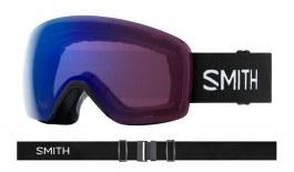 Smith Skyline Ski Goggles - Black / ChromaPop Photochromic Rose Flash
