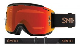 Smith Squad MTB Goggles - Gravy / ChromaPop Everyday Red Mirror + Clear