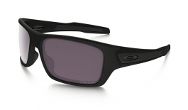 Oakley Turbine XS Sunglasses - Matte Black / Prizm Daily Polarised