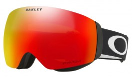 Oakley Flight Deck XM Ski Goggles - Matte Black / Prizm Torch Iridium