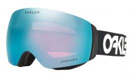 Oakley Flight Deck XM Prescription Ski Goggles - Factory Pilot Black / Prizm Sapphire Iridium