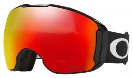 Oakley Airbrake XL Ski Goggles - Jet Black / Prizm Torch Iridium + Prizm Sapphire Iridium