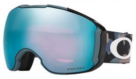 Oakley Airbrake XL Ski Goggles - Mark McMorris Signature Series - Camo Fade Blue / Prizm Sapphire Iridium + Prizm HI Pink Iridium