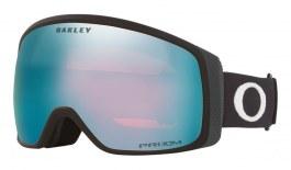 Oakley Flight Tracker XM Prescription Ski Goggles - Matte Black / Prizm Sapphire Iridium