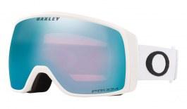 Oakley Flight Tracker XS Ski Goggles - Matte White / Prizm Sapphire Iridium