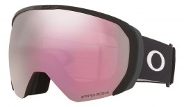 Oakley Flight Path XL Prescription Ski Goggles - Matte Black / Prizm HI Pink Iridium