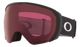 Oakley Flight Path XL Prescription Ski Goggles - Matte Black / Prizm Dark Grey