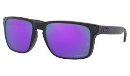 Oakley Holbrook XL Sunglasses - Matte Black / Prizm Violet