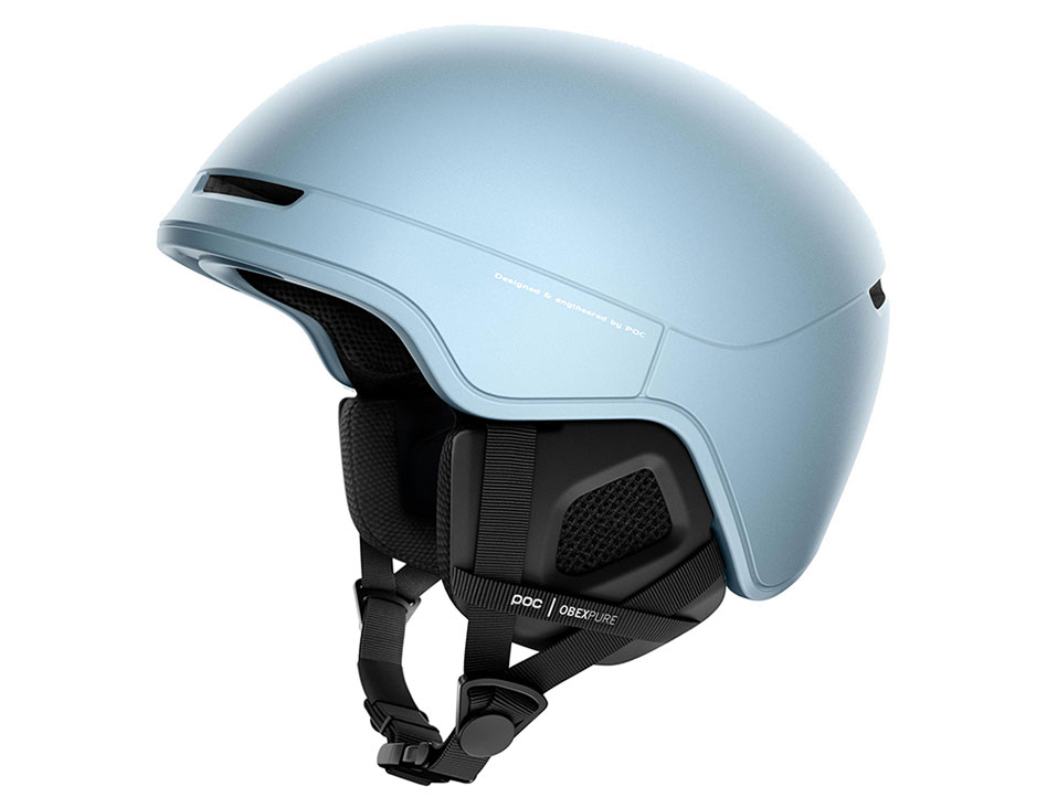 POC Obex Pure Ski Helmet - Dark Kyanite Blue