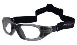 Progear Eyeguard Goggles - Transparent Grey / Clear