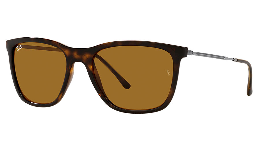 Ray-Ban RB4344 Sunglasses - Havana / Brown