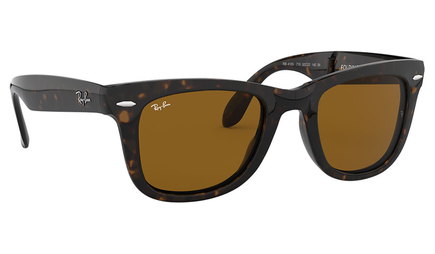 Ray-Ban FOLDING WAYFARER RB4105 601S   Sunglasses