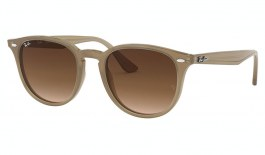 Ray-Ban RB4259 Sunglasses - Opal Beige / Brown Gradient