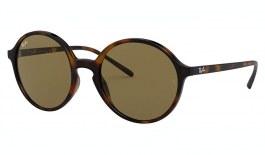Ray-Ban RB4304 Sunglasses - Havana / Brown