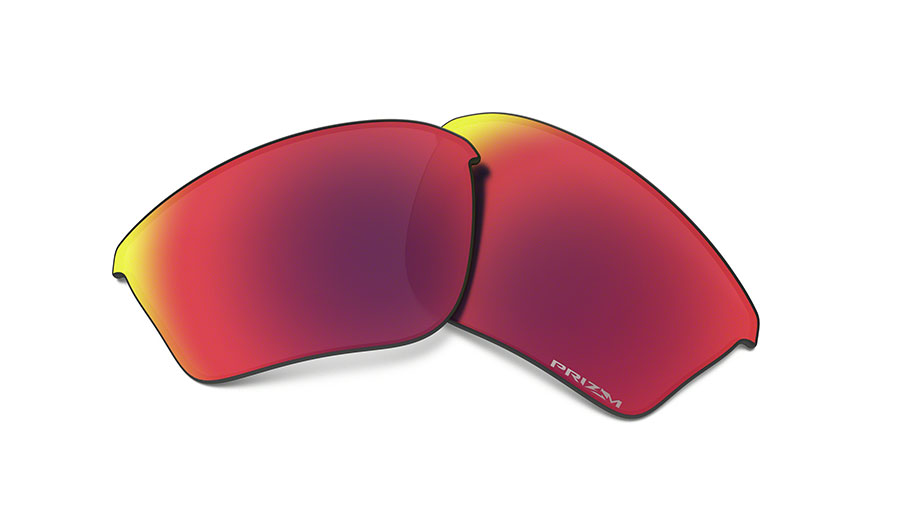 Oakley Half Jacket 2.0 XL Replacement Lens Kit - Prizm Road