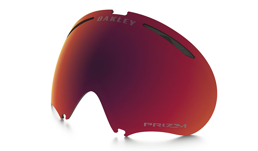 Oakley A Frame 2.0 Ski Goggles Replacement Lens Kit - Prizm Torch Iridium