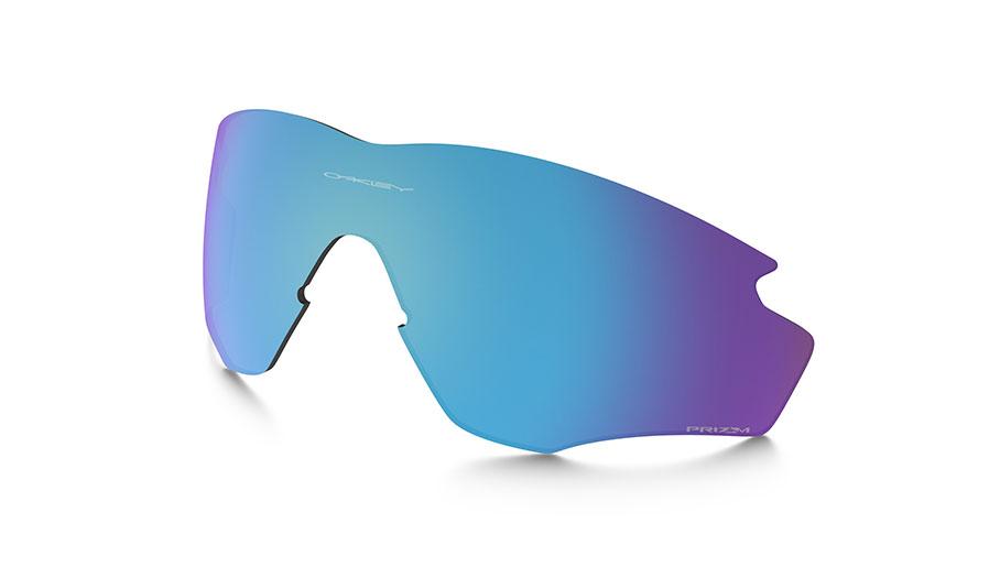 Oakley M2 Frame XL Replacement Lens Kit - Prizm Sapphire