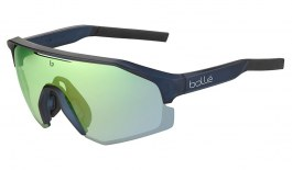 Bolle Lightshifter Sunglasses - Matte Crystal Navy / Phantom Clear Green Photochromic