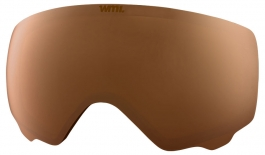 Anon WM1 Ski Goggles Replacement Lens - Amber