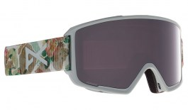Anon M3 Ski Goggles - Camo / Perceive Sunny Onyx + Perceive Variable Violet
