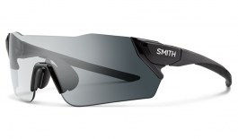 Smith Attack Sunglasses - Black / Clear to Grey Photochromic + ChromaPop Contrast Rose