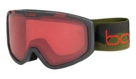 Bolle Rocket Ski Goggles - Matte Black Camo / Vermillon