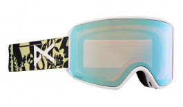 Anon WM3 MFI Ski Goggles - Sophy Hollington / Perceive Variable Blue + Perceive Cloudy Pink