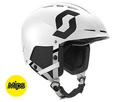 Scott Apic Plus MIPS Ski Helmet - Matte White