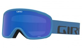 Giro Cruz Prescription Ski Goggles - Blue Wordmark / Grey Cobalt