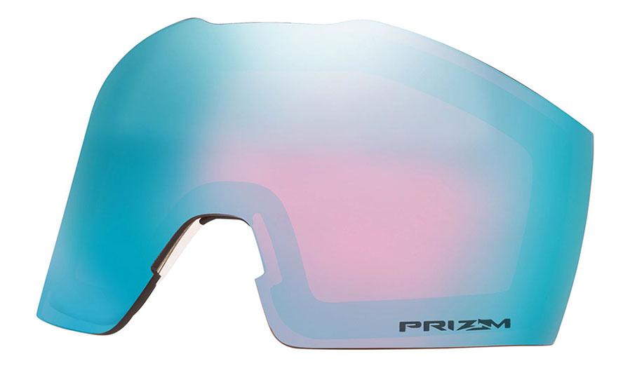 Oakley Fall Line XM Ski Goggles Replacement Lens Kit - Prizm Sapphire Iridium