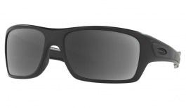 Oakley Turbine Prescription Sunglasses - Matte Black (Matte Black Icon)