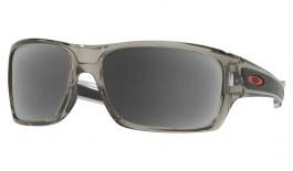 Oakley Turbine Prescription Sunglasses - Grey Ink