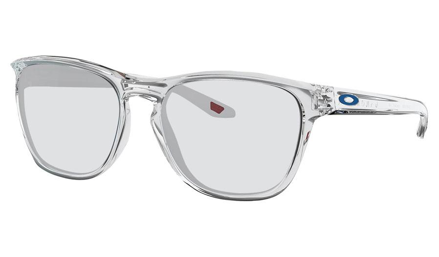 Oakley Manorburn Prescription Sunglasses - Polished Clear