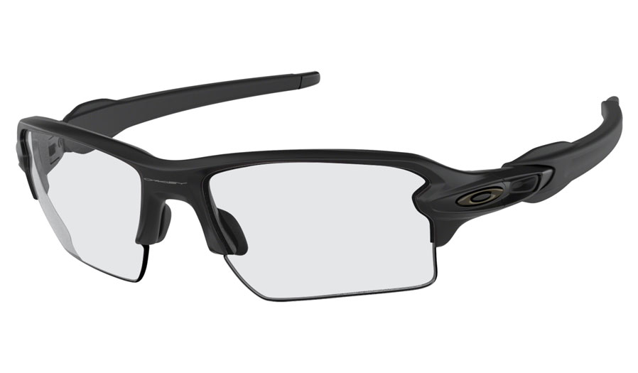 682ed34cef Oakley Flak 2.0 XL Prescription Sunglasses - Matte Black (Gunmetal ...