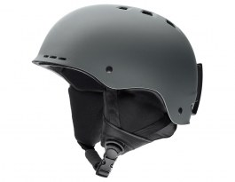 Smith Holt Ski Helmet - Matte Charcoal