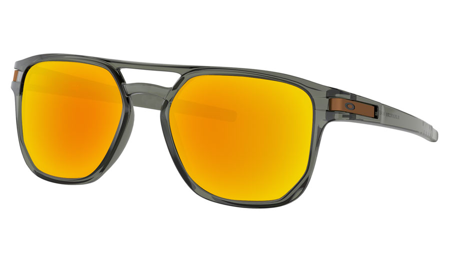 6a17b748bc9 Oakley Latch Beta Prescription Sunglasses - Olive Ink - RxSport