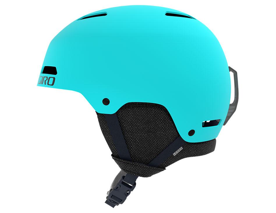 Giro Ledge Ski Helmet - Matte Glacier