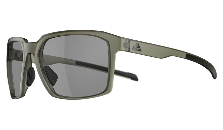 e5b6b00b36 adidas Evolver Prescription Sunglasses - Matte Olive - RxSport