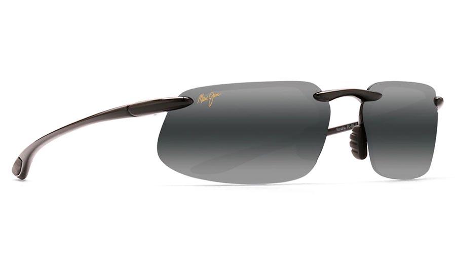 Maui Jim Kanaha Prescription Sunglasses - Gloss Black