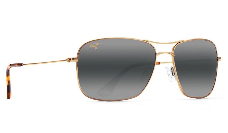 Maui Jim Wiki Wiki Prescription Sunglasses - Gold
