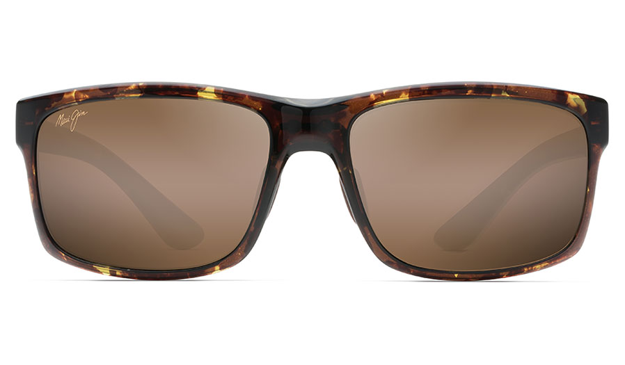 cde062b8763d0 Maui Jim Pokowai Arch Sunglasses - Olive Tortoise   HCL Bronze - RxSport