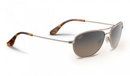 Maui Jim Baby Beach Sunglasses - Gold / HCL Bronze Polarised