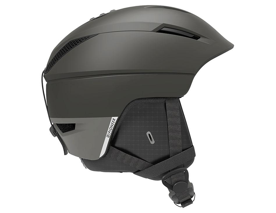 Salomon Pioneer MIPS Ski Helmet - Black