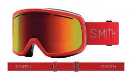 Smith Optics Range Prescription Ski Goggles - Rise / Red Sol-X Mirror