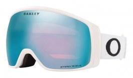 Oakley Flight Tracker XM Prescription Ski Goggles - Matte White / Prizm Sapphire Iridium