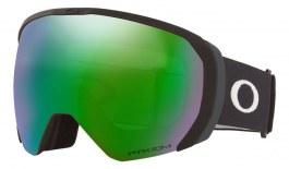 Oakley Flight Path XL Ski Goggles - Matte Black / Prizm Jade Iridium
