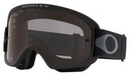 Oakley O Frame 2.0 Pro MTB Prescription Goggles - Black Gunmetal / Dark Grey