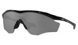 Oakley M2 Frame XL Sunglasses - Polished Black / Prizm Black Polarised