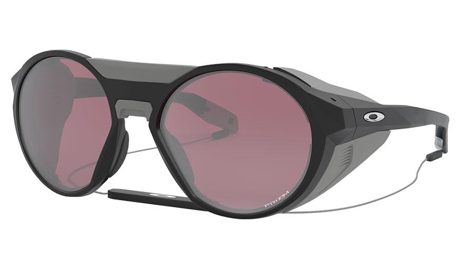 Oakley Clifden Sunglasses - Matte Black / Prizm Snow Black
