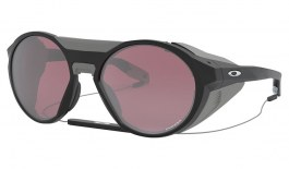 Oakley Clifden Sunglasses - Matte Black / Prizm Snow Black